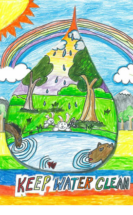 Earth Day Poster Competition 2010 | EOHSI