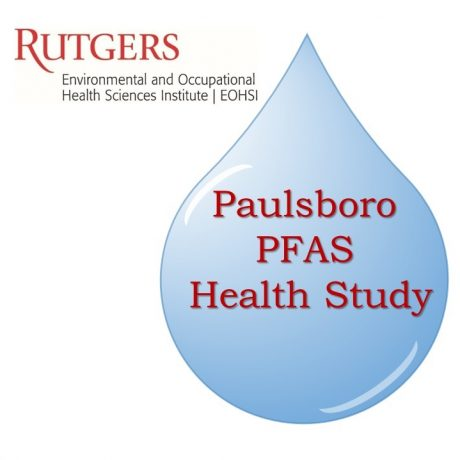 PB PFAS study Identity - EOHSI . 4.28.21