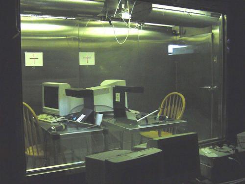 Figure 1.  The Exposure Chamber