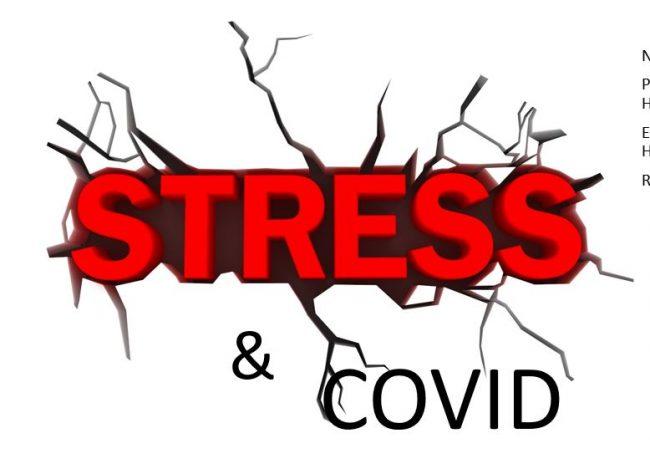 stress covid